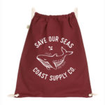 save-our-seas-draw-string-bag-burgundy-white-1