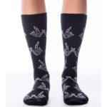 vazva-bones-mens-socks-black-1